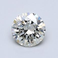 オススメの石No.1:1.01カラットのラウンドカットダイヤモンド