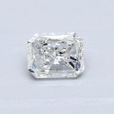 Recommended Stone #4: 0.47-Carat Radiant Cut Diamond
