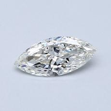 Recommended Stone #1: 0.36-Carat Marquise Cut Diamond