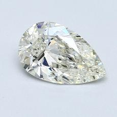 Recommended Stone #3: 1.21-Carat Pear Cut Diamond