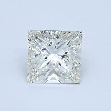 Recommended Stone #1: 1,81-Carat Princess Cut Diamond