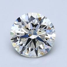 Recommended Stone #4: 1.53-Carat Round Cut Diamond