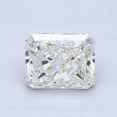 Target Stone: 0.92-Carat Radiant Cut Diamond