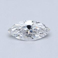 Recommended Stone #4: 0.37-Carat Marquise Cut Diamond