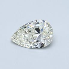 Recommended Stone #3: 0,50-Carat Pear Cut Diamond
