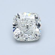 Recommended Stone #4: 1.05-Carat Cushion Cut Diamond