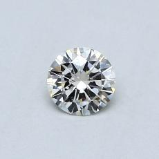Recommended Stone #4: 0.30-Carat Round Cut Diamond