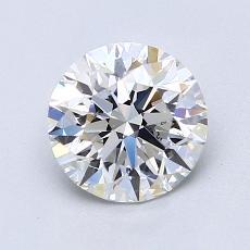 1.30-Carat Round Diamond Ideal G VS2