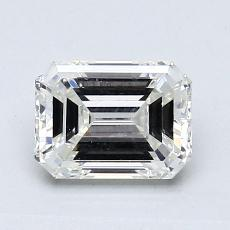 Recommended Stone #3: 1,02-Carat Emerald Cut Diamond