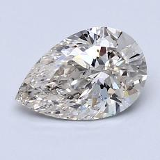 Recommended Stone #4: 1.13-Carat Pear Cut Diamond