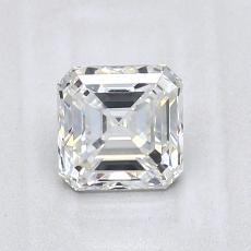 推薦鑽石 #1: 1.03  克拉上丁方形鑽石
