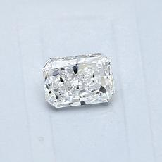 Recommended Stone #1: 0.30-Carat Radiant Cut Diamond
