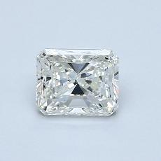 Recommended Stone #3: 0.70-Carat Radiant Cut Diamond