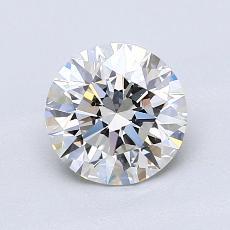 推荐宝石 2:1.16克拉圆形切割钻石