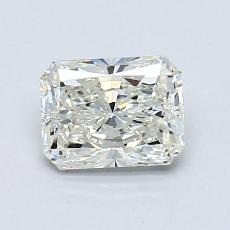推薦鑽石 #3: 1.07  克拉雷地恩明亮式切割鑽石