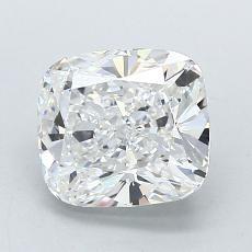 1.70 Carat 墊形 Diamond 非常好 F VS1