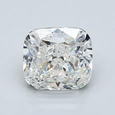 1.50 Carat 墊形 Diamond 非常好 I VS1