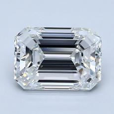 Recommended Stone #1: 1.90-Carat Emerald Cut Diamond