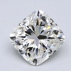 オススメの石No.4:1.40カラットのクッションカットダイヤモンド