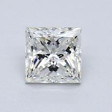Recommended Stone #4: 0.95-Carat Princess Cut Diamond