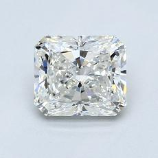 Recommended Stone #4: 1.07-Carat Radiant Cut Diamond