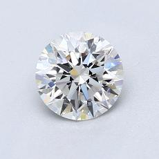 Recommended Stone #3: 0.86-Carat Round Cut Diamond