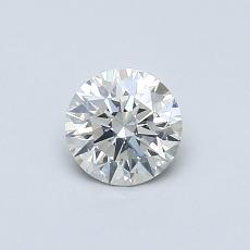 Recommended Stone #2: 0.51-Carat Round Cut