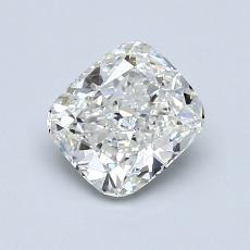 1.01 Carat 垫形 Diamond 非常好 G VVS1