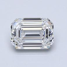 Recommended Stone #1: 1,20-Carat Emerald Cut Diamond