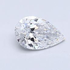 Pierre recommandée n°4: Diamant taille poire 2,01carats