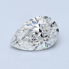Recommended Stone #3: 0.90-Carat Pear Cut Diamond