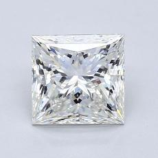 Recommended Stone #2: 1.51-Carat Princess Cut Diamond