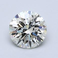 1.30 Carat 圓形 Diamond 理想 K SI2