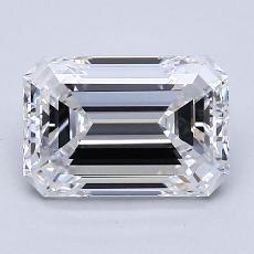 2.01 Carat 綠寶石 Diamond 非常好 E VVS1