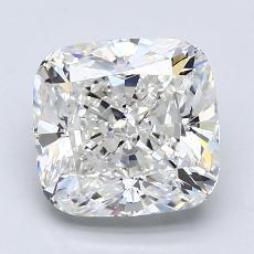 推荐宝石 1:3.01 克拉垫形钻石