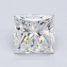 2.02-Carat Princess Diamond Very Good H VS1