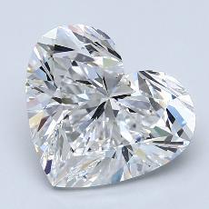 推荐宝石 2:3.61 克拉心形
