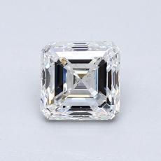推薦鑽石 #1: 0.80  克拉上丁方形鑽石