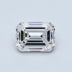 0.80 Carat 綠寶石 Diamond 非常好 D VVS2