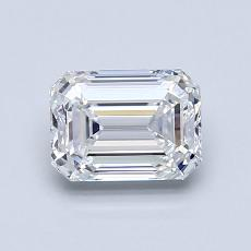1.01 Carat 绿宝石 Diamond 非常好 E VVS1