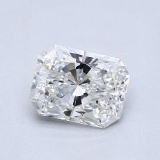 目标宝石:1.01 克拉雷迪恩明亮式钻石