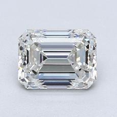 Recommended Stone #4: 1.51-Carat Emerald Cut Diamond