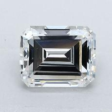 Recommended Stone #1: 1.34-Carat Emerald Cut Diamond