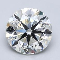 Recommended Stone #4: 2.02-Carat Round Cut Diamond