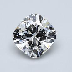 Recommended Stone #3: 1.19-Carat Cushion Cut Diamond