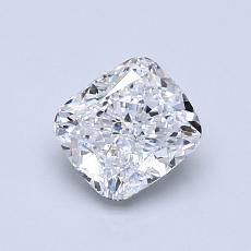 Recommended Stone #1: 0,92-Carat Cushion Cut Diamond