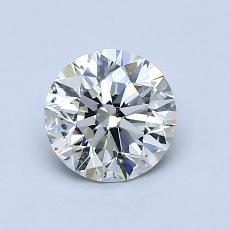 Recommended Stone #2: 0.90-Carat Round Cut Diamond