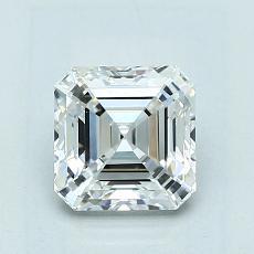 1.21 Carat 上丁方形 Diamond 非常好 G VVS2