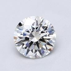 Recommended Stone #2: 1.00-Carat Round Cut Diamond