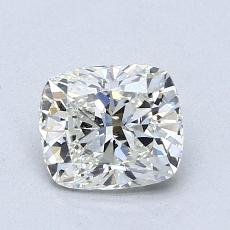 Recommended Stone #1: 1.05-Carat Cushion Cut